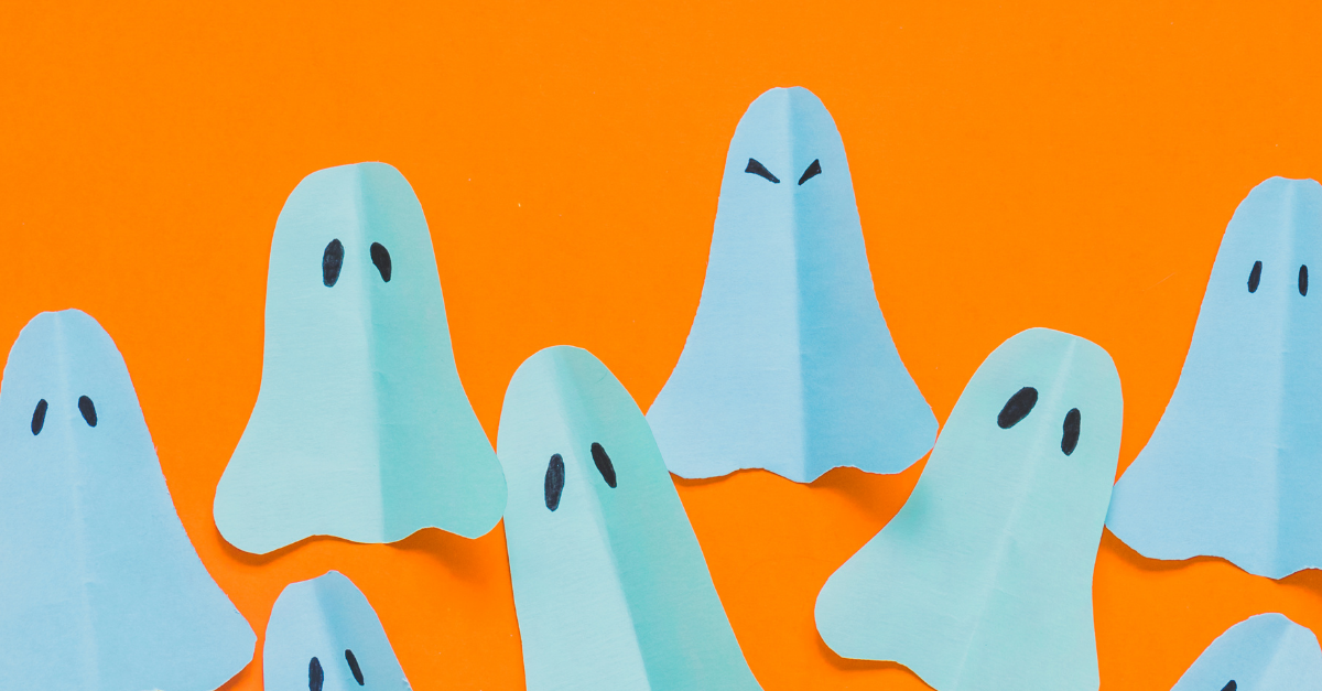 Ghostly ghouls