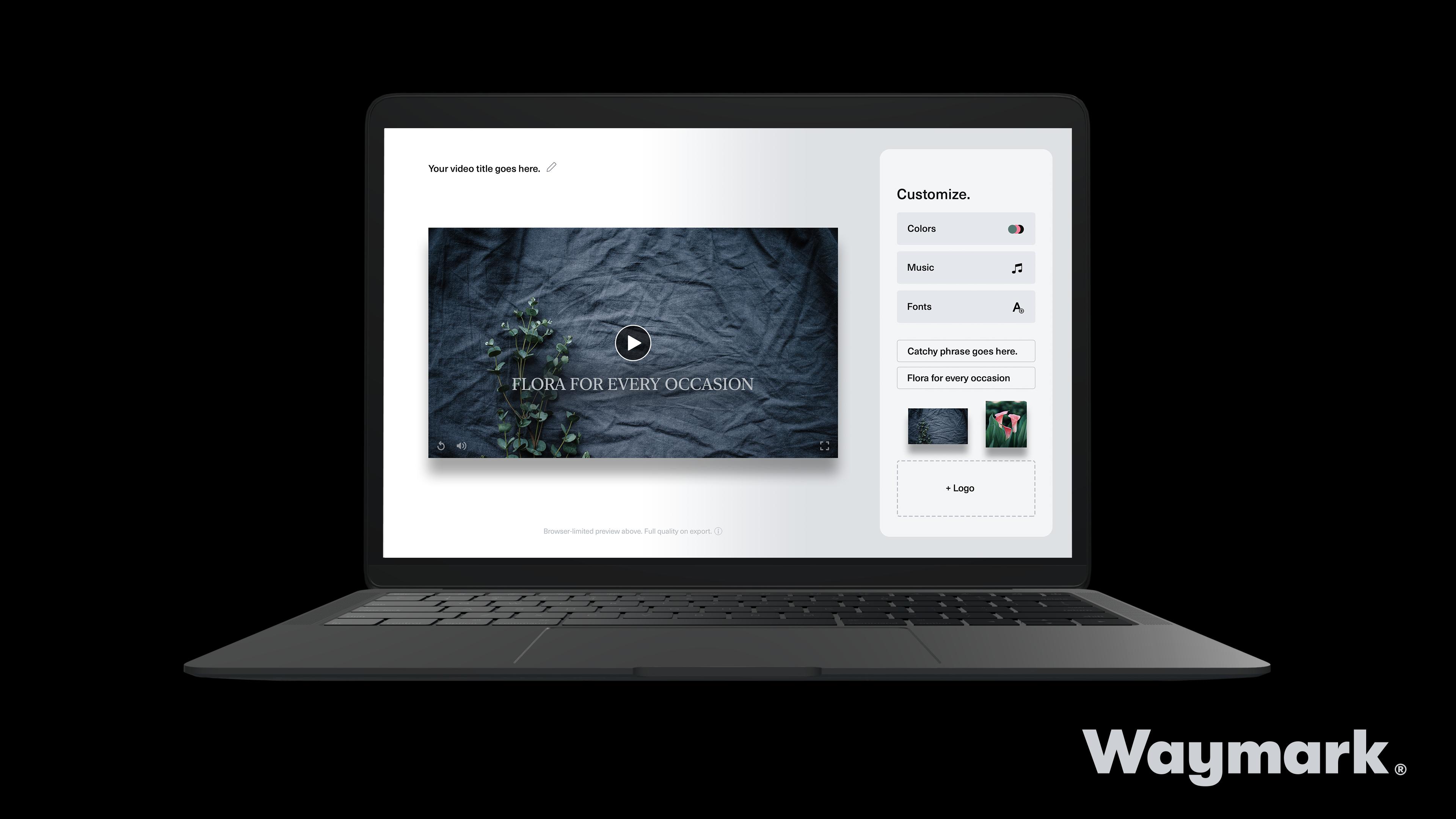 Dark product image of Waymark