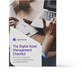 Download the DAM Checklist now