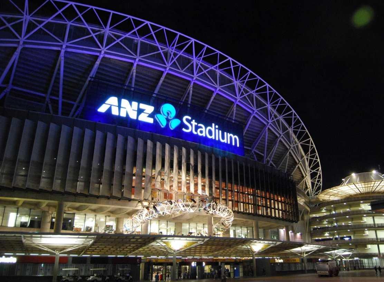 ANZ Stadium Case Study