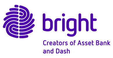 Bright creators of Asset Bank and Dash Logo
