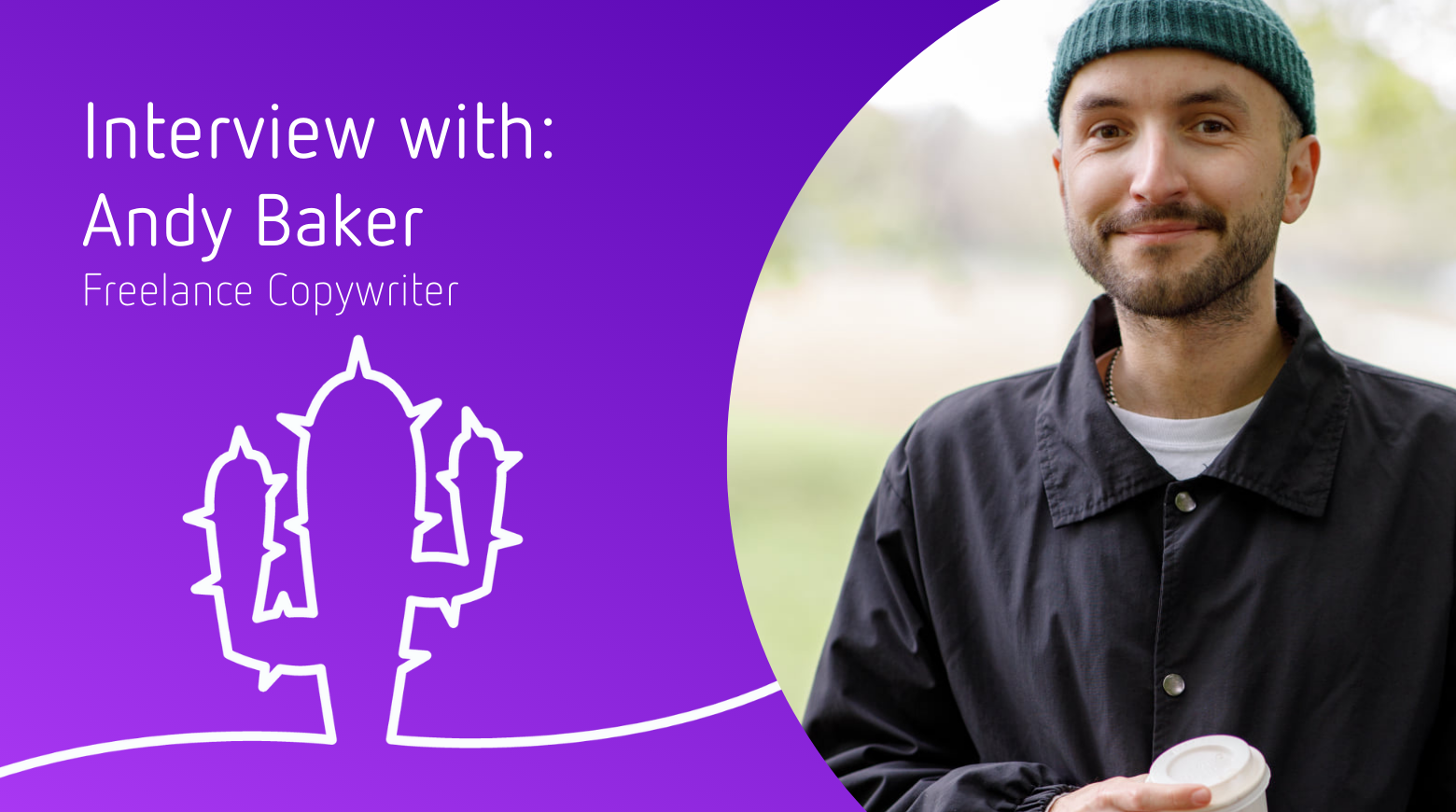 Andy Baker - Copywriting for tech