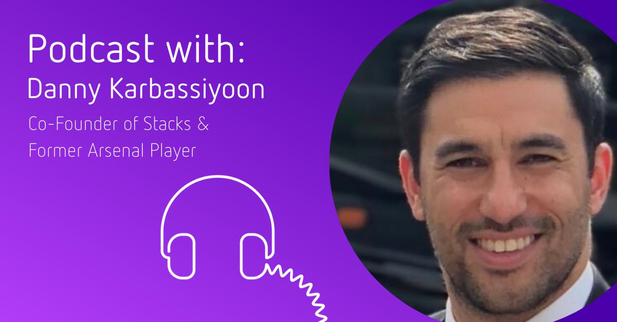 Danny Karbassiyoon Header Image Podcast