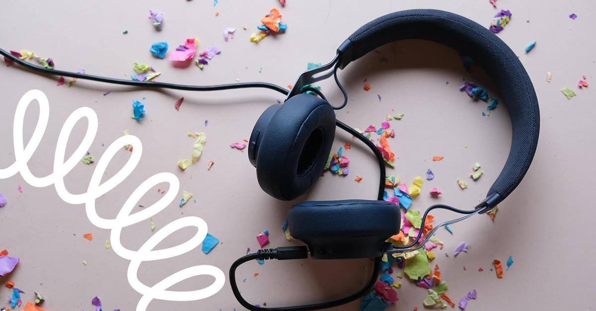 Headphones at Bright